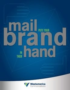 Thumbnail for Mail Puts Your Brand in their Hands Book