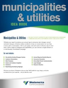 Thumbnail for Municipalities and Utilities