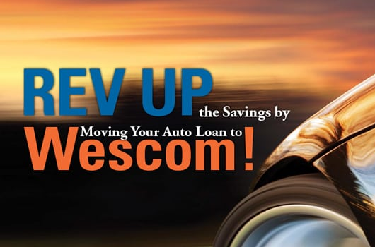 credit union auto loan campaign 1