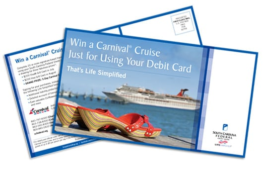 debit card launch giveaway 1