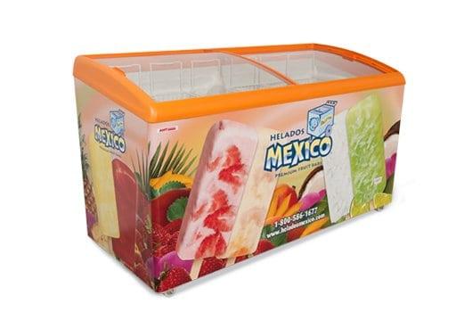 helados in-store branding 1