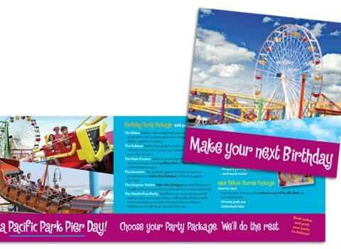 amusement park sales promotion 1