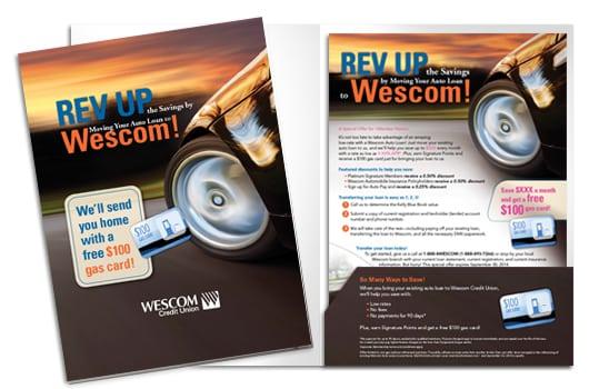 credit union auto loan campaign 2