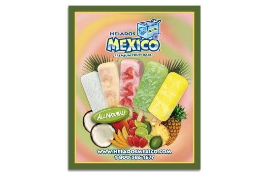 helados in-store branding 3