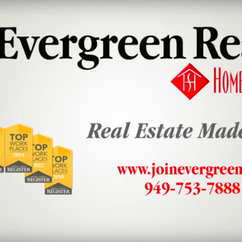 evergreen realty recruitment video