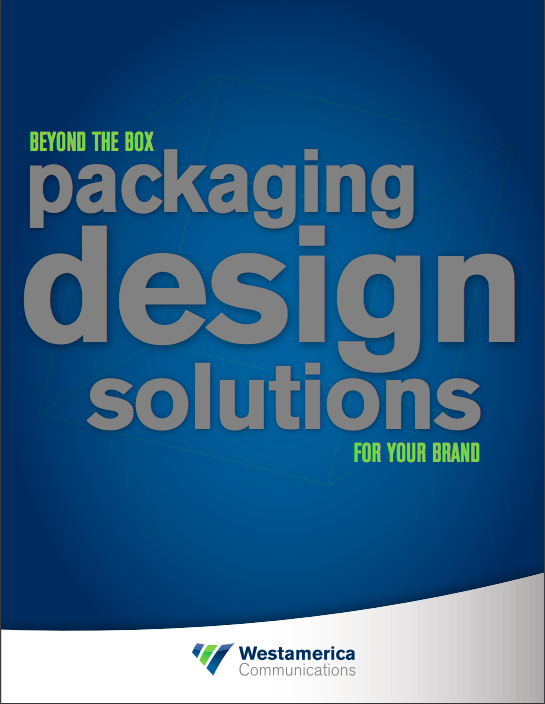 Packaging Design Solutions for your brand e-Book