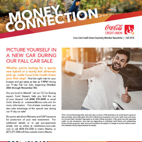 Coca-Cola Newsletter