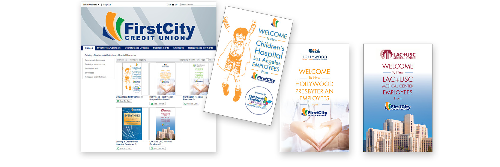 Virtual Marketing Assistant First City