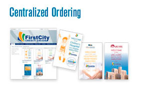 Centralized Ordering