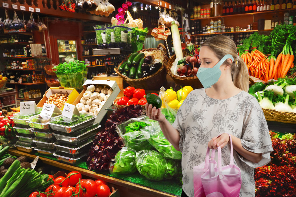 EasyMask Grocery
