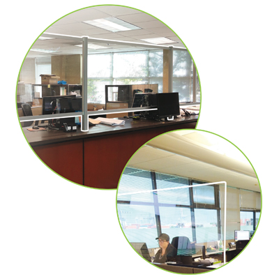 Workstation, Cubicle and Table Partitions